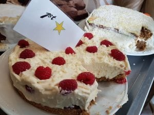 Father's Day tea party and charity Bake off competition