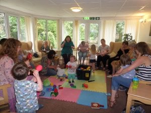 Little Acorns Toddler Group