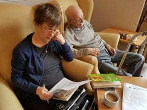 World Read Aloud Day – 1st February - Hallamshire Care Home